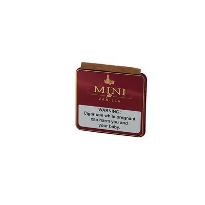 Villiger Mini Vanilla 10/10 - CI-VLG-MINVANZ - 75