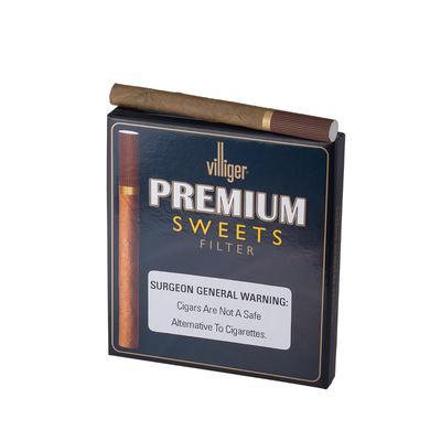 Villiger Premium Sweets Filter (10) - CI-VLG-SWTNPKZ - 75