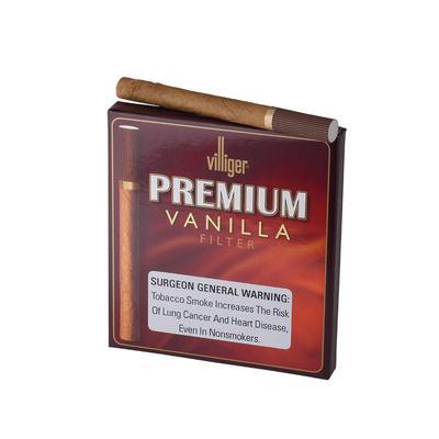 Villiger Premium Vanilla Filter (10) - CI-VLG-VANNPKZ - 400