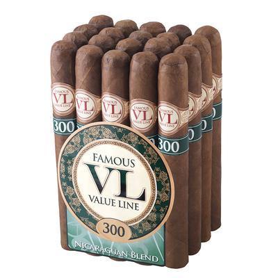 Value Line Nicaraguan #300 Toro - CI-VN3-TORN - 400