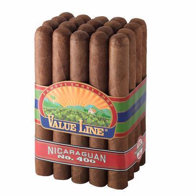 Value Line Nicaraguan #400 Toro - CI-VN4-TORN - 400