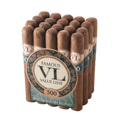 Value Line Nicaraguan #500 Rothschild - CI-VN5-4350N - 400
