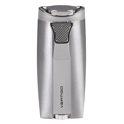 Vertigo Black Tie Lighter Silver - LG-VRT-BLACKSLV - 400
