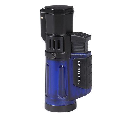 Vertigo Cyclone 3 Lighter Blue and Black - LG-VRT-CYC3BLBK - 400