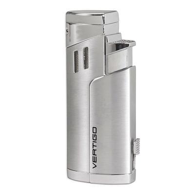 Excaliber Lighter Brushed Chrome-LG-VRT-EXCCHR - 400