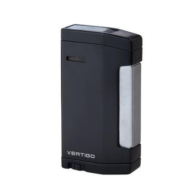 Vertigo Executive Lighter Black Matte - LG-VRT-EXECBK - 75