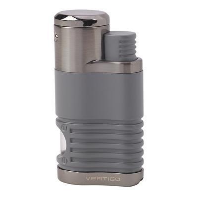 Vertigo Injector Lighter Grey - LG-VRT-INJECGRY - 400