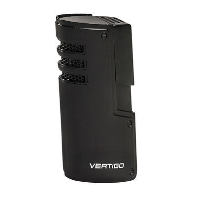 Vertigo Mustang Lighter Black - LG-VRT-MUSBLK - 400