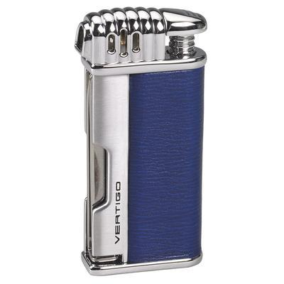 Vertigo Puffer Pipe Lighter Blue - LG-VRT-PUFFBLU - 400