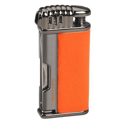 Vertigo Puffer Pipe Lighter Orange - LG-VRT-PUFFORN - 75