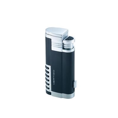 Vertigo Sonic Triple Torch Black Lighter - LG-VRT-SONBLK - 400