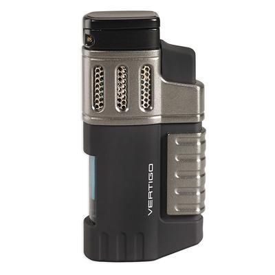 Vertigo Spectra Quad Flame Black - LG-VRT-SPECBLK - 75