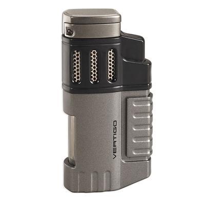 Vertigo Spectra Quad Flame Gunmetal - LG-VRT-SPECGUN - 400