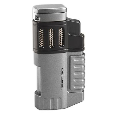 Vertigo Spectra Quad Flame Silver - LG-VRT-SPECSLV - 75