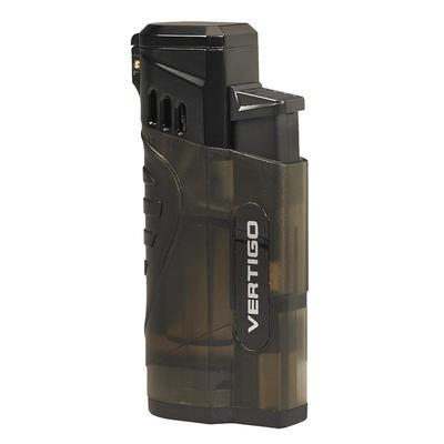 Stinger Quad Flame Lighter Charcoal-LG-VRT-STINGCHR - 400