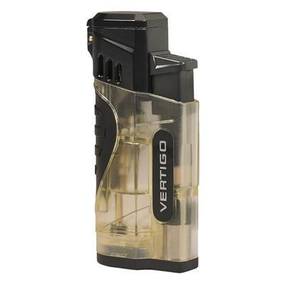 Verigo Stinger Quad Flame Lighter Clear-LG-VRT-STINGCL - 400