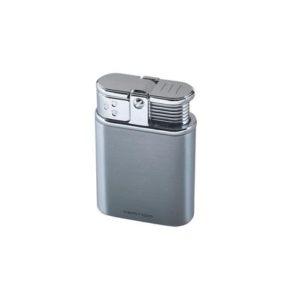 Stealth Chrome Lighter Famous Smoke Shop Logo-LG-VRT-STLCHFMS - 400