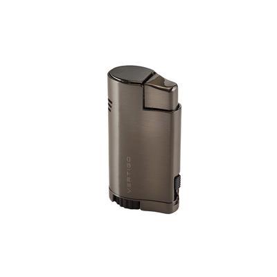 Thunder Triple Torch Lighter Charcoal - LG-VRT-THUNDCHA - 400