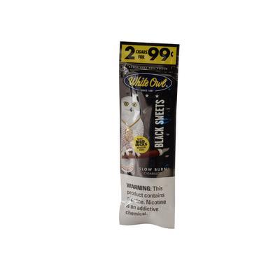 White Owl 2 For 99 Black Sweets - CI-W99-BSWTZ - 75