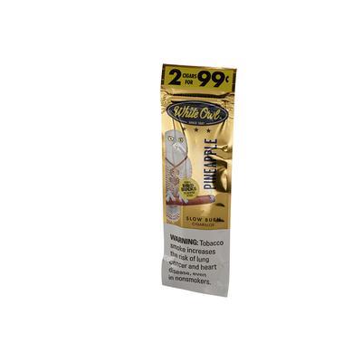 White Owl 2 For 99 Pineapple - CI-W99-PINEZ - 75