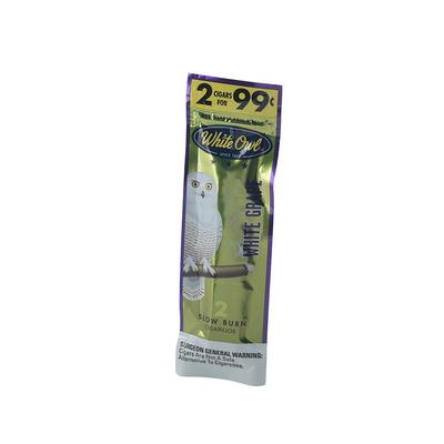 White Owl 2 For 99 White Grape - CI-W99-WGRAPZ - 75