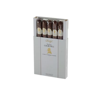 Winston Churchill Petit Corona 5 Pack - CI-WCH-ARTNPK - 400