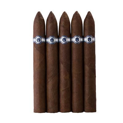 EL OSO by Warped Cigars Papa 5 Pack - CI-WCO-PAPAM5PK - 75
