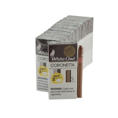 White Owl Coronetta 10/10 - CI-WHI-CORONET - 400
