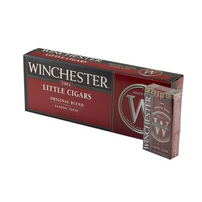 Winchester Little Cigars 100's 10/20 Soft Pack - CI-WLC-SOF100