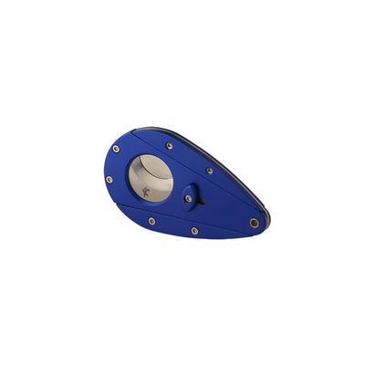 Xikar Xi1 Aluminum Blue Cigar Cutter - CU-XCU-XI1BLU - 75
