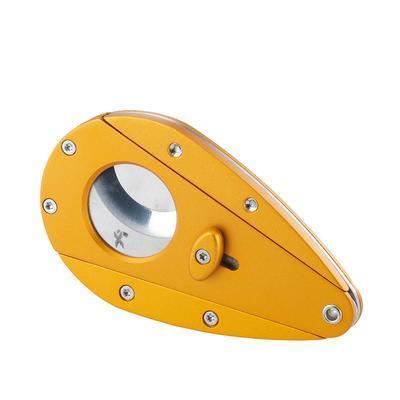 Xikar Xi1 Aluminum Gold Cigar Cutter - CU-XCU-XI1GLD - 400