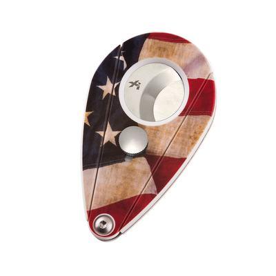 Xikar XI2 Cutter American Flag - CU-XCU-XI2201U - 400