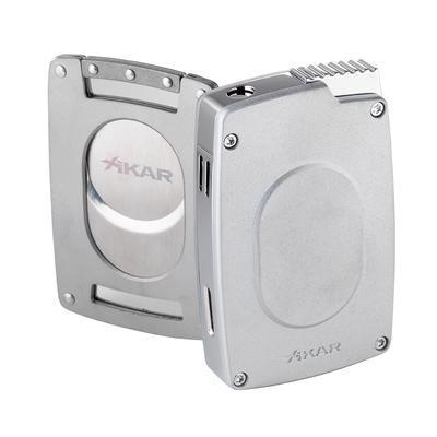 Xikar Gift Sets Ultra Combo Silver - GS-XGS-ULTSL - 400