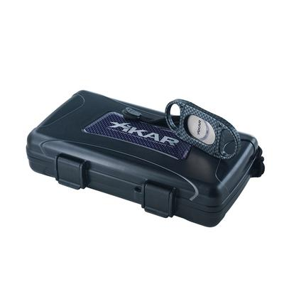 Xikar X8 Gift Set Carbon Fiber - GS-XGS-X8GPCF - 400