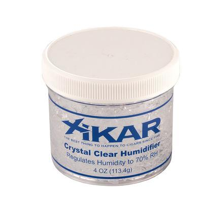 Xikar Crystal Clear Jar 4 Oz. - HL-XHU-JAR4 - 400