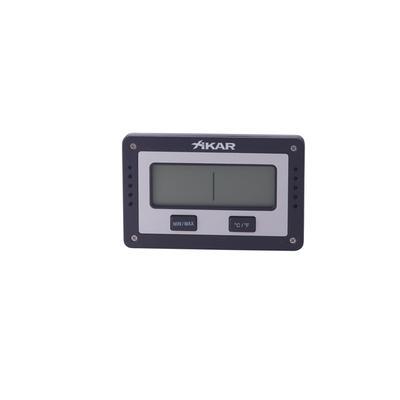 Xikar Rectangular Hygrometer - HY-XHU-833XI - 400
