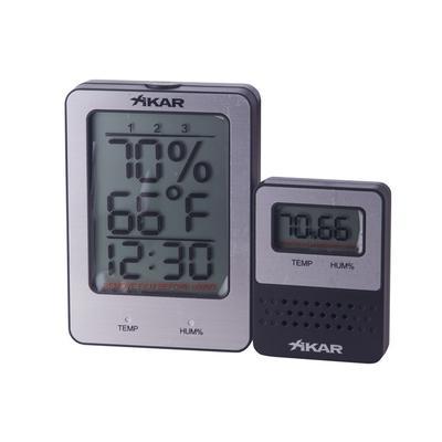 Xikar PuroTemp Wireless Hygrometer System-HY-XHU-WH837XI - 400