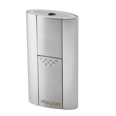 Xikar Flash Single Flame Silver - LG-XIK-506SL - 400