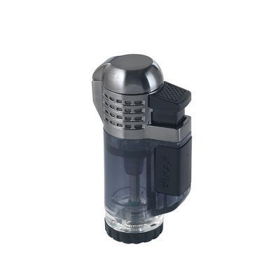 Xikar Tech Quad Flame Black-LG-XIK-528BK - 400