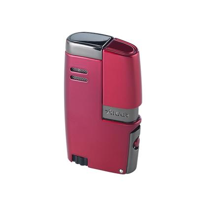 Xikar Vitara Lighter Red - LG-XIK-CVITRED - 400