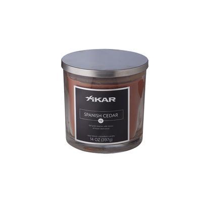Xikar Spanish Cedar Candles - MI-XIK-460SC - 400