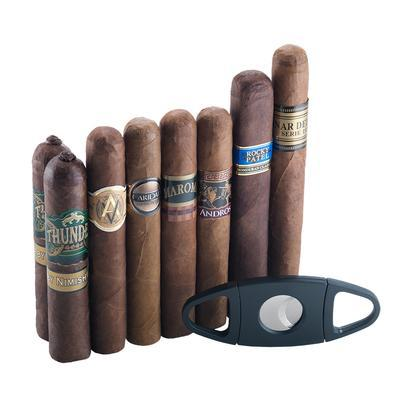 Cigar Sampler With Cutter - CI-ZGR-ZGMAR239 - 400