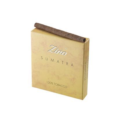 Zino Cigarillos Sumatra (20) - CI-ZIN-CIGSUMZ - 400