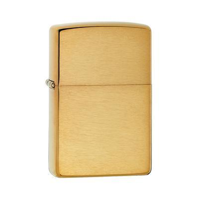 Brushed Brass-LG-ZIP-204B - 400