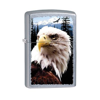 Zippo Eagle Street Chrome - LG-ZIP-28462 - 400