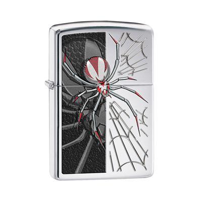 Zippo Spider Chrome - LG-ZIP-28795 - 400