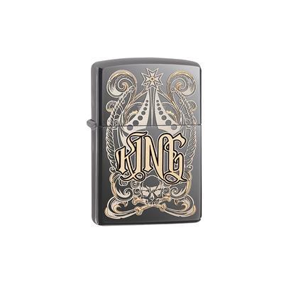 Zippo King Black Ice - LG-ZIP-28798 - 400