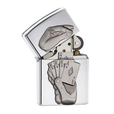 Zippo The Glory Of Poker - LG-ZIP-28837 - 400
