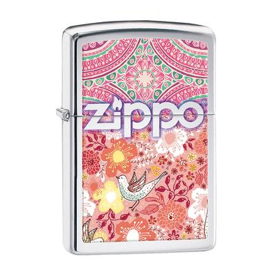Zippo Colorful Pattern Design - LG-ZIP-28851 - 400