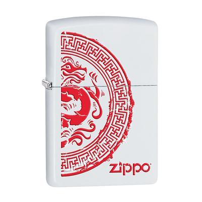 Zippo Chinese Dragon Design - LG-ZIP-28855 - 400